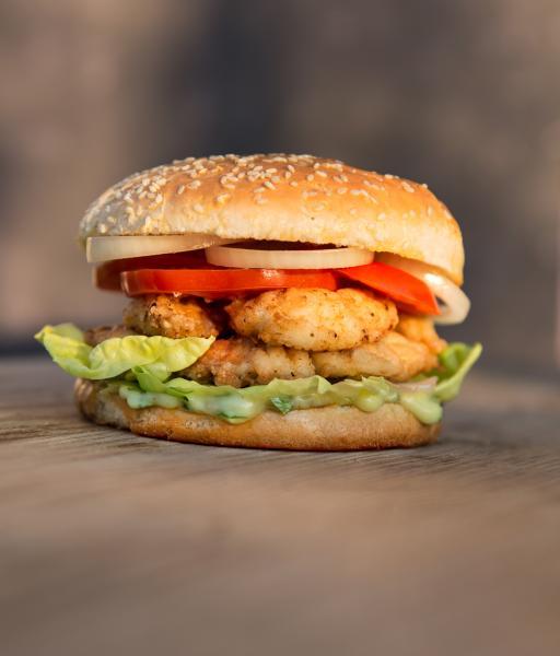 Julienne burger