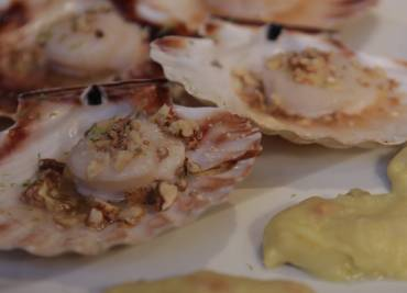 Coquilles Saint-Jacques au naturel