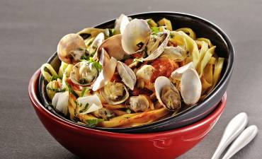 Linguine aux palourdes - © Cooklook