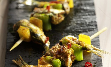 Brochettes de sardines - © Cooklook