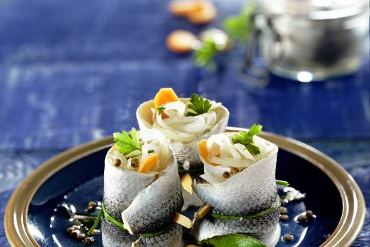 Rollmops de harengs - © Cooklook