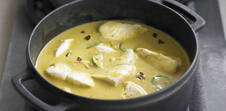 Curry de merlan - © David Munns/BBC Magazine