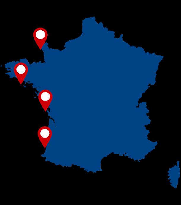 Ports français